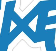 Fixedlife Fixie Design Sticker