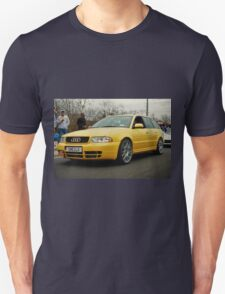 yellow wagon Unisex T-Shirt