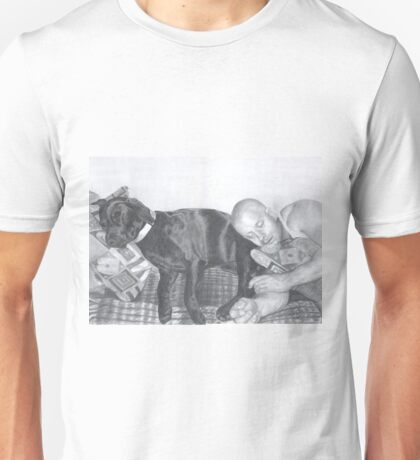 Man and his dog T-Shirt