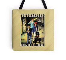 Yu Yu Hakusho - Forever Fornever Tote Bag