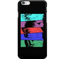 Yu Yu Hakusho - Team Urameshi iPhone Case/Skin