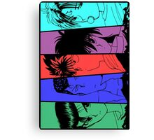 Yu Yu Hakusho - Team Urameshi Canvas Print