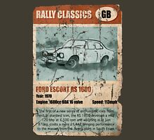 NEW Men's Classic Rally Car T-shirt Unisex T-Shirt