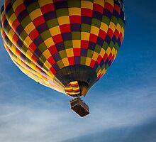 Hot Air Balloon by Michelle Lovegrove