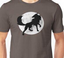 Wolf Silhouette Unisex T-Shirt