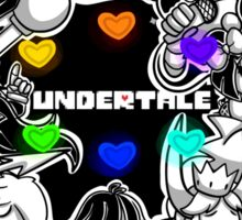 Undertale Sticker