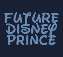 Future Disney Prince  by sayers