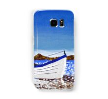 Donegal Dingy (acrylic on canvas) Samsung Galaxy Case/Skin