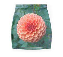 .Brilliant Dahlia. Mini Skirt
