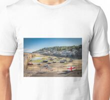 Mousehole, Cornwall Unisex T-Shirt