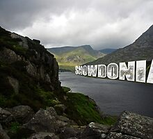 Snowdonia by wo0ze