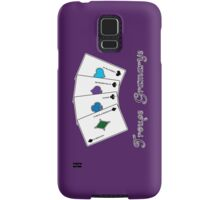 Troupe Gramarye Samsung Galaxy Case/Skin