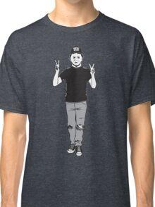 Halloween Mike Myers Mashup  Classic T-Shirt