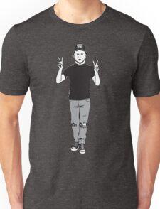Halloween Mike Myers Mashup  Unisex T-Shirt