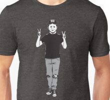 Halloween Mike Myers Mashup  Unisex T-Shirt