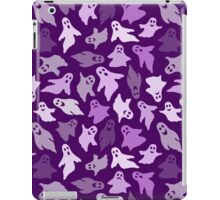 Funny little ghosts iPad Case/Skin