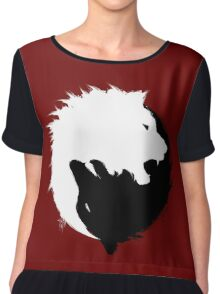 The Wolf and The Lion Chiffon Top
