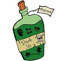 DRINK ME  Photographic Print