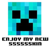 New sssssskin by PlatinumFury