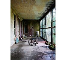 Norwich State Hospital, Norwich CT 1 Photographic Print