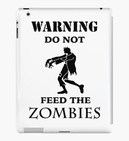 Zombies iPad Case/Skin