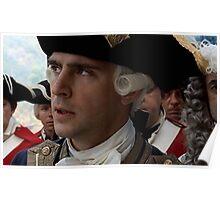 Commodore Norrington Poster