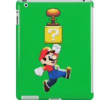 SUPER MARIO GOT NUCLEAR BOMB! iPad Case/Skin