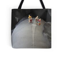Band on the run...... Tote Bag