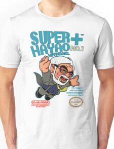 Hayao Miyazaki - Studio Ghibli Unisex T-Shirt