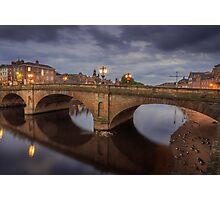 Ouse Bridge  Photographic Print