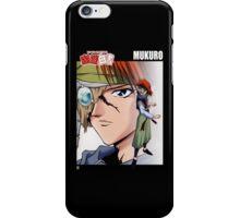 Yu Yu Hakusho - Mukuro iPhone Case/Skin