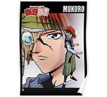 Yu Yu Hakusho - Mukuro Poster