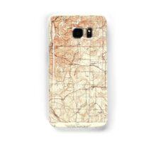 USGS TOPO Map Arkansas AR Bethesda 259938 1942 31680 Samsung Galaxy Case/Skin