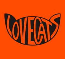 Lovecats - Black Kids Clothes