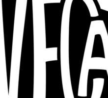 Lovecats - Black Sticker