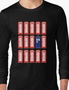 One of These Things - variant Long Sleeve T-Shirt