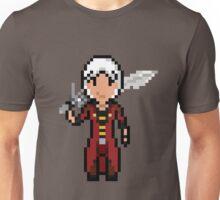 Pixel Dante Unisex T-Shirt