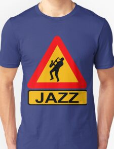 Jazz Unisex T-Shirt