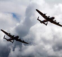 Avro Tail Chase  by J Biggadike