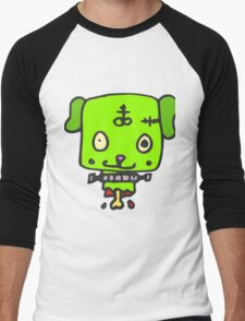 Zombie puppy Men's Baseball ¾ T-Shirt