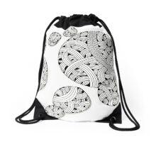 Escape Route Drawstring Bag
