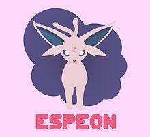 ESPEON by WillOrcas