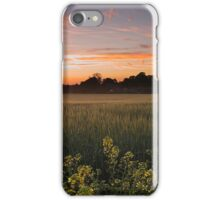 Ivinghoe Sunset iPhone Case/Skin