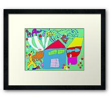 Spirit of Childhood Framed Print