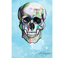 Skelly Photographic Print