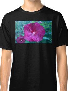 .Trumpet Flowers. Classic T-Shirt