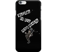 WELCOME TO THE BLACK PARADE iPhone Case/Skin