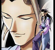 Yu Yu Hakusho - Yomi by kerakas