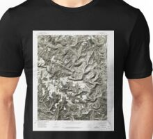 USGS TOPO Map Arkansas AR Prim 259458 1976 24000 Unisex T-Shirt
