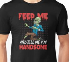 Handsome Zombie Unisex T-Shirt
